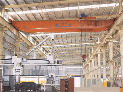 机械制造行业起重机应用
